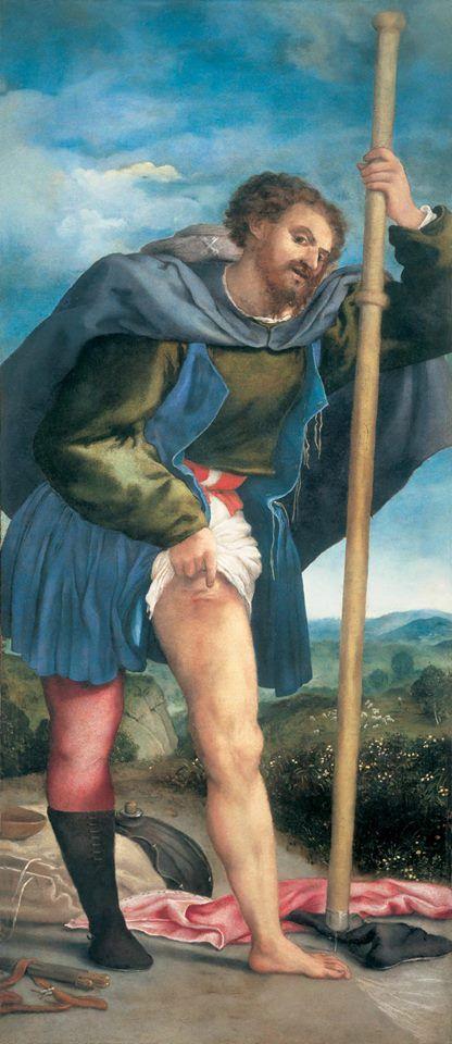 San Rocco  Lorenzo Lotto - XVI sec.