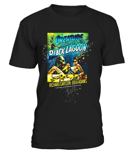 """# Vintage Creature From the Black Lagoon Halloween T-Shirt .  Special Offer, not available in shops      Comes in a variety of styles and colours      Buy yours now before it is too late!      Secured payment via Visa / Mastercard / Amex / PayPal      How to place an order            Choose the model from the drop-down menu      Click on """"Buy it now""""      Choose the size and the quantity      Add your delivery address and bank details      And that's it!      Tags: Do you love the retro B…"""