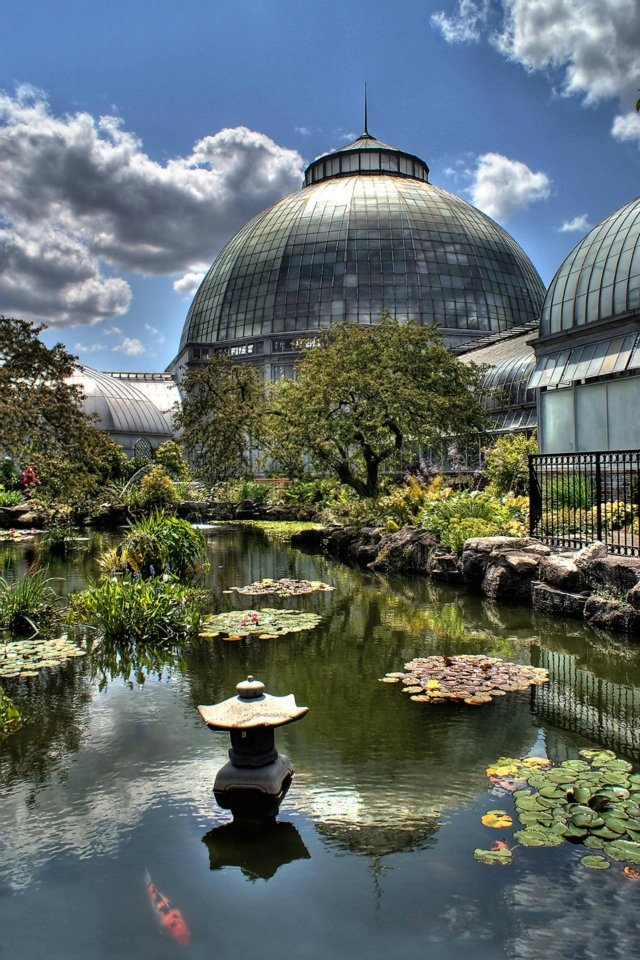 Anna Scripps Whitcomb Conservatory Belle Isle Detroit