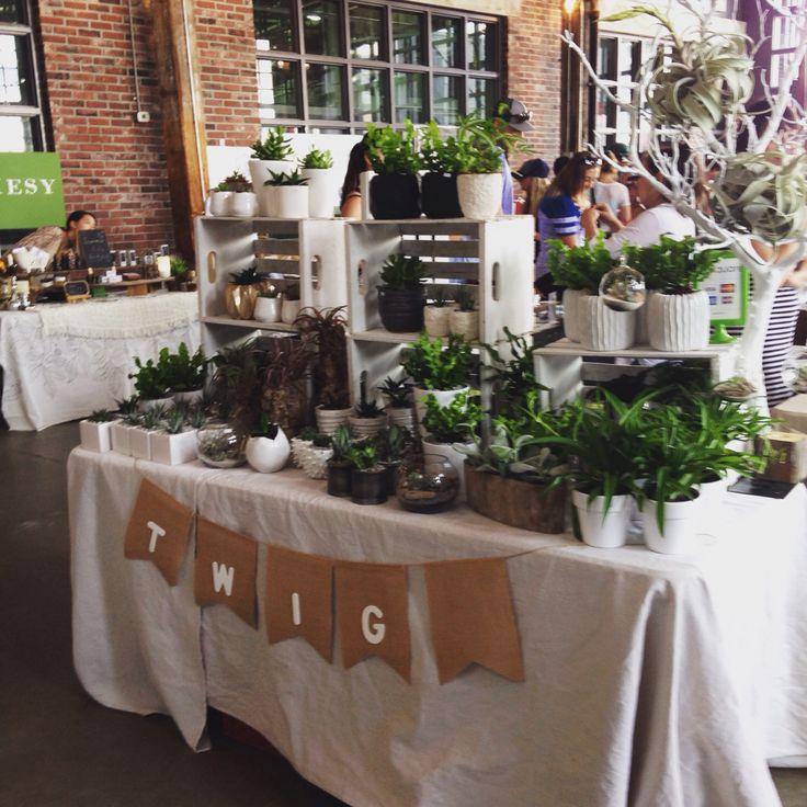 The Post Market, July 2016. #toronto #shoplocal #shopsmallbusiness #torontoflorist #ontariogrown #artisanmarket #flowers #plants