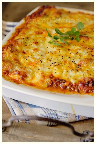 Tyler`s Ultimate Lasagna