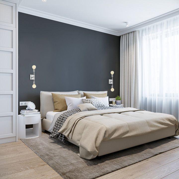 Prospect 2 Light Wall Sconce Chrome Modern Bedroom Lighting