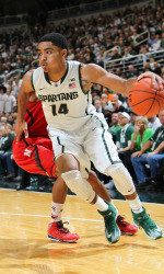 No. 13 Michigan State Defeats Purdue, 94-79 - Michigan State Official Athletic Site