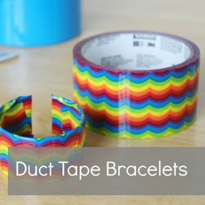 duct tape projects | Craft Roundup: Projects to Channel Your Passion