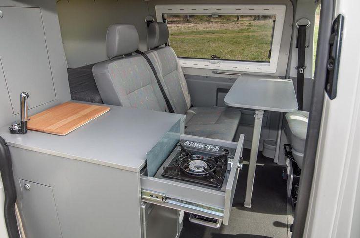 Easy Camper Germany VW Bus T5 Ausbau Wir sind spezialisiert auf den Ausbau von VW T5 Fahrzeugen. Auf…