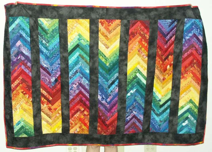 17 Best Images About French Braid Quilts On Pinterest