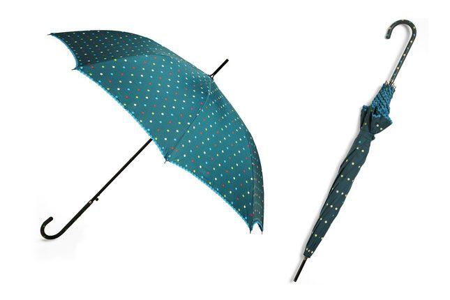 Teal Umbrella ($36)