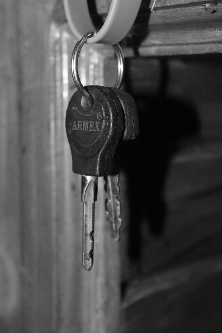 The key to Not-Exactly-Every Happiness yet to most of them. #VehicleKey #Monochrome