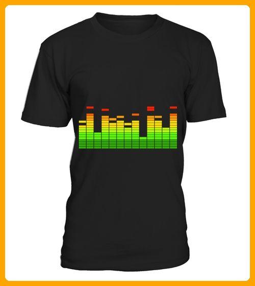 DJ Music Beat Equalizer - Dj shirts (*Partner-Link)