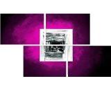 Cuadros en tono morado violeta - Catáologo
