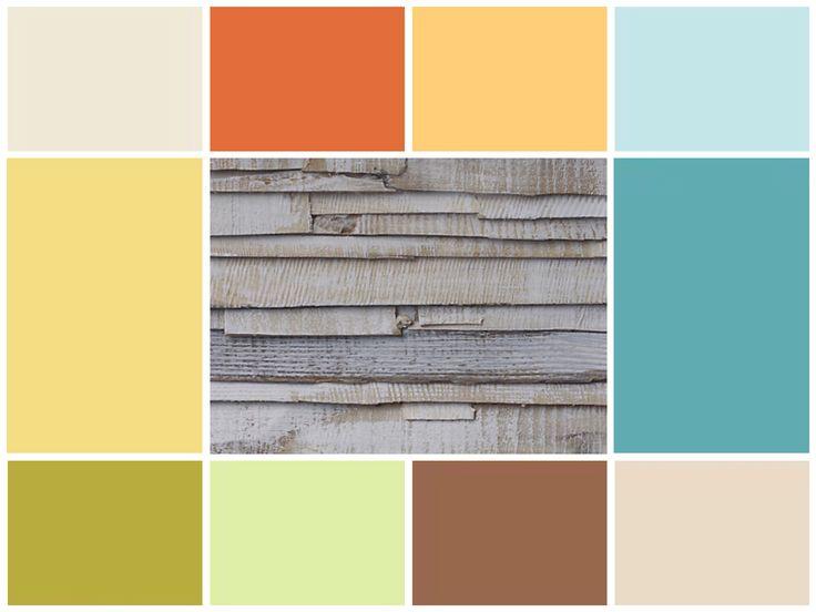 Mezcla de ambas paletas de colores