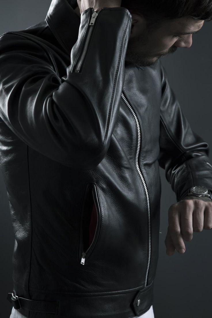 Leather jacket yahoo answers - Hercules Http Www Lmuk Co Herculesbad Boysleather Jacketmen Fashion