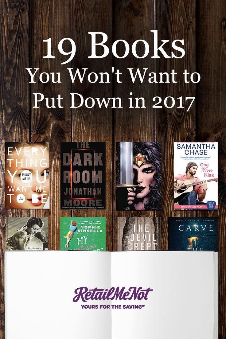 Bookworms, prepare yourselves.  You've got some major reading to do this year!