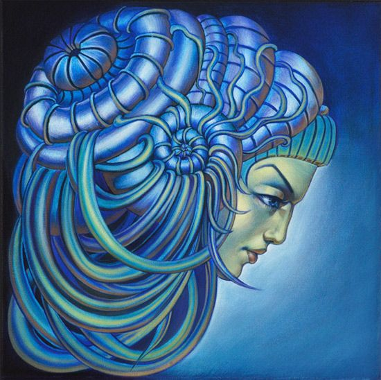 Women in art: Amanda Sage