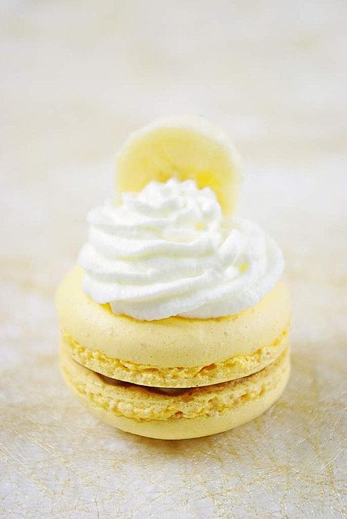 Macarons-a-la-banane-
