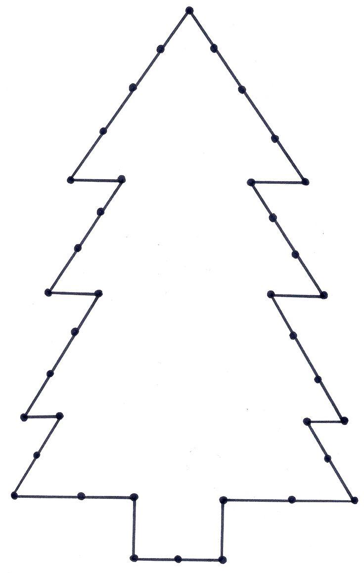 Muzische vorming: borduurkaart