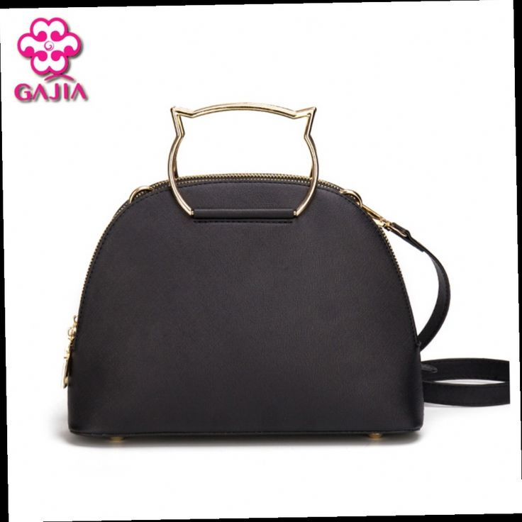 53eb27e3cb 2016 New Fashion Famous Designers Fashion Shell Bag Handbags High Quality  PU Shoulder Tote Bag Lady Women Bags Cat Children Pack