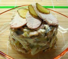 Самые вкусные рецепты: Английский салат