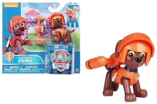 Paw Patrol Mission Quest Zuma Nickelodeon Action Figure Unisex Child Toy Gift #PawPatrolZuma