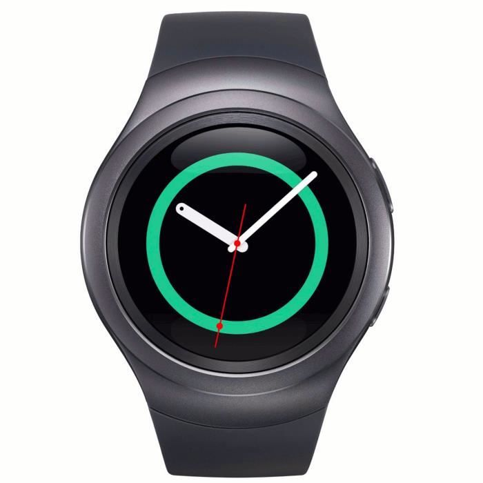 289.99 € ❤ Top #BonPlan #Mobile - #Samsung Montre connectée #GearS2 Sport Noir ➡…