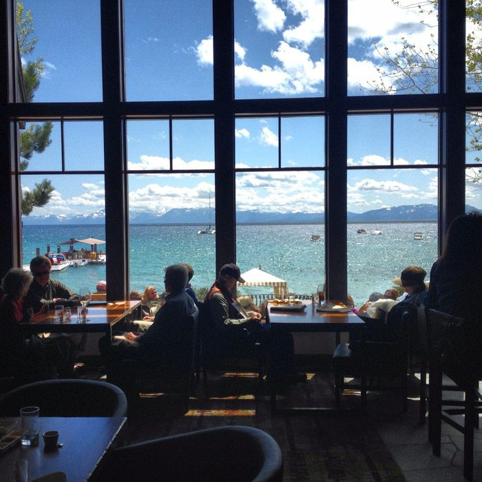 Lone Eagle Bar, Hyatt Regency Incline Village in Lake Tahoe