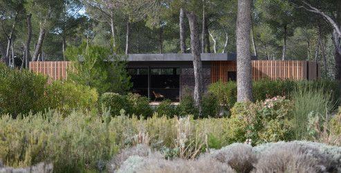 PopUp-House: passive house multi pod studio franse arch