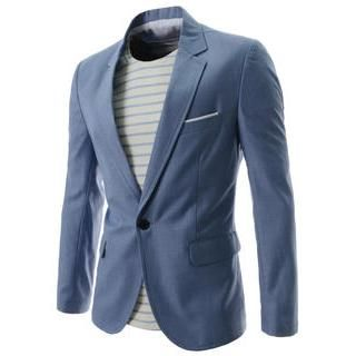 Buy 'TheLees – Single-Breasted Jacket' with Free Shipping at YesStyle.ca. Browse and shop for thousands of Asian fashion items from South Korea and more!