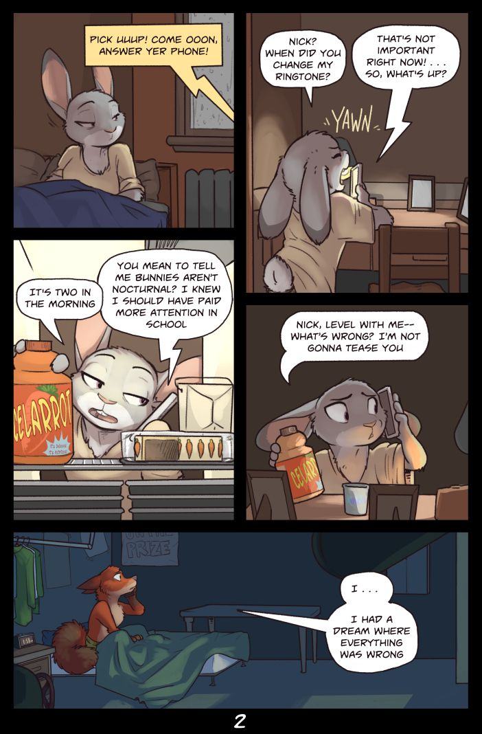 Jack Savage Judy Hopps Porn Comics - Zootopia: Night Terrors p2 by RickGriffin.deviantart.com on @DeviantArt