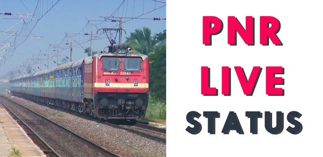 PNR Status : Check PNR Status Online