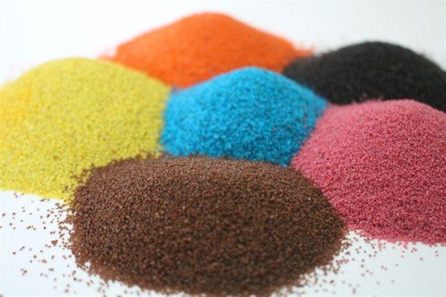 Цветной песок для муравьиной фермы - Магазин Кошара в Киеве