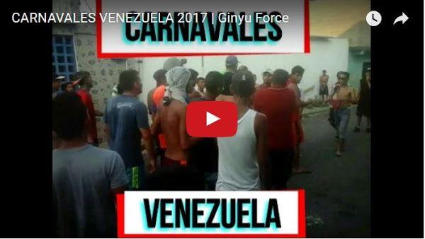 Todo un Fracaso los carnavales en Venezuela  http://www.facebook.com/pages/p/584631925064466