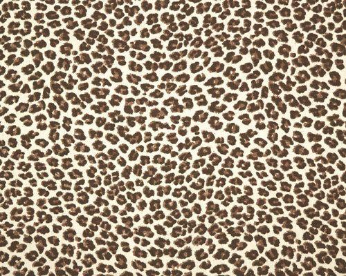 Leopard Valance. Brown Curtain. Animal Print. Window Treatment. Curtain.  Valance. Cotton. Designers Pattern. Cm. Choose Your Sizes