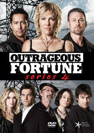 Outrageous Fortune - love this New Zealand show so glad it was put on Netflix instant