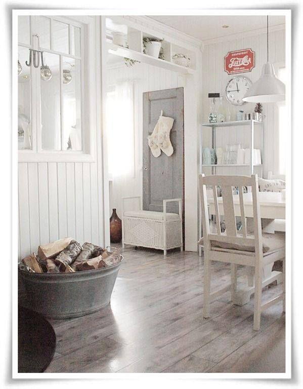 Schwedenhaus inneneinrichtung modern  132 besten NordischÖN♡ Bilder auf Pinterest | Wohnen, Zuhause und ...