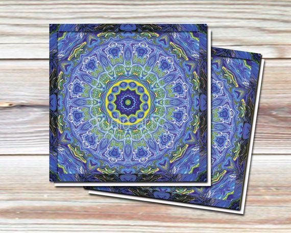 Printable Mandala Greeting Cards | StudioArt108