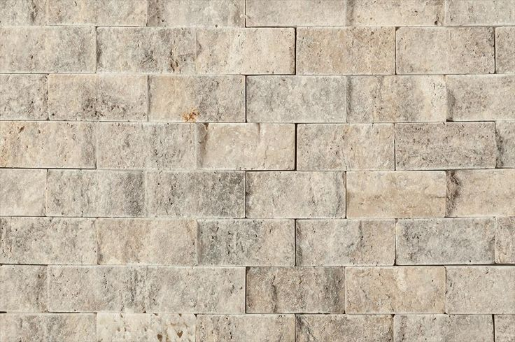 Builddirect Travertine Mosaic Tile Stacked Stone Brick