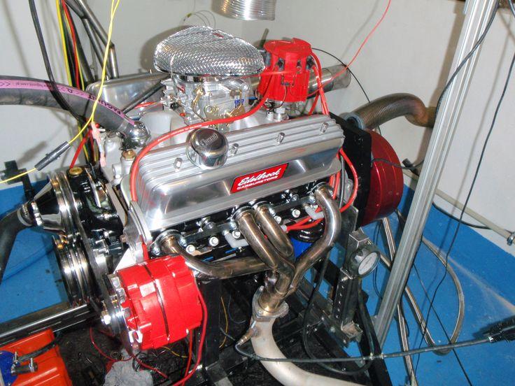 chevy 5.7 engine dynomite test. HPS.TIENDA build this engine.