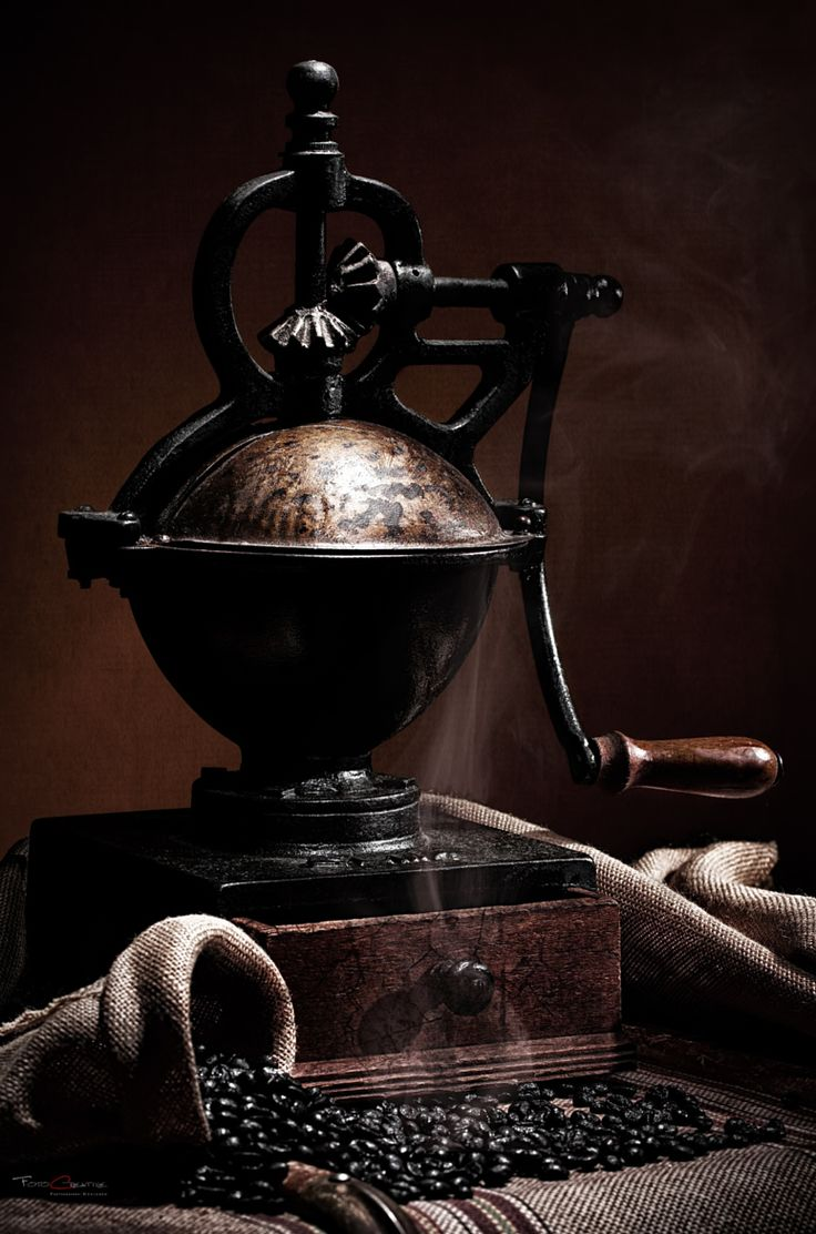 Coffee Mill, by Francisco Arroyo  Photographer