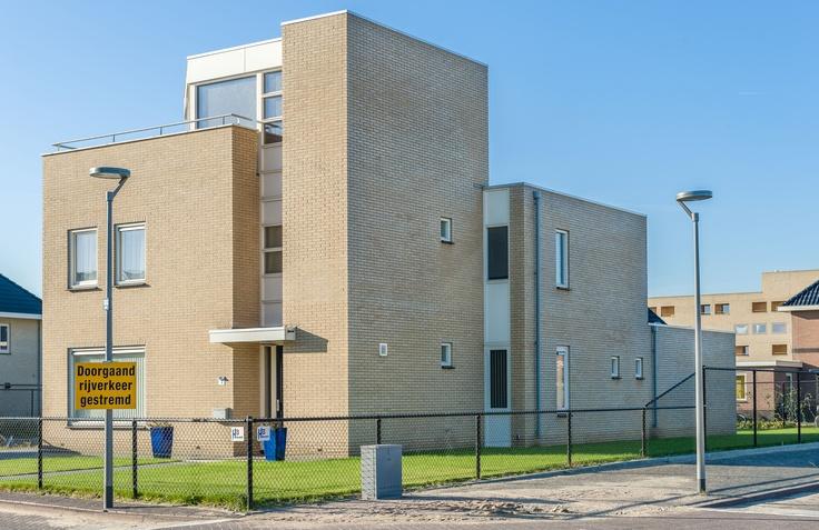 """Homeruskwartier, Almere Poort. Project: """"Ik bouw vrijstaand"""". Aresstraat-2-C10_3477."""