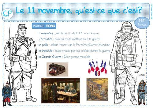 Le 11 novembre, qu'est-ce que c'est?