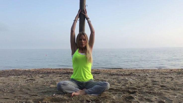 stretching by Elinor
