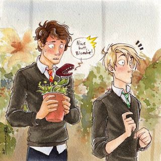 Fanfiction. Because canon is not enough.: Co to, do diabła, jest?!
