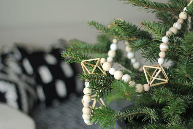 Pinjacolada: My Scandinavian Christmas DIY decoration