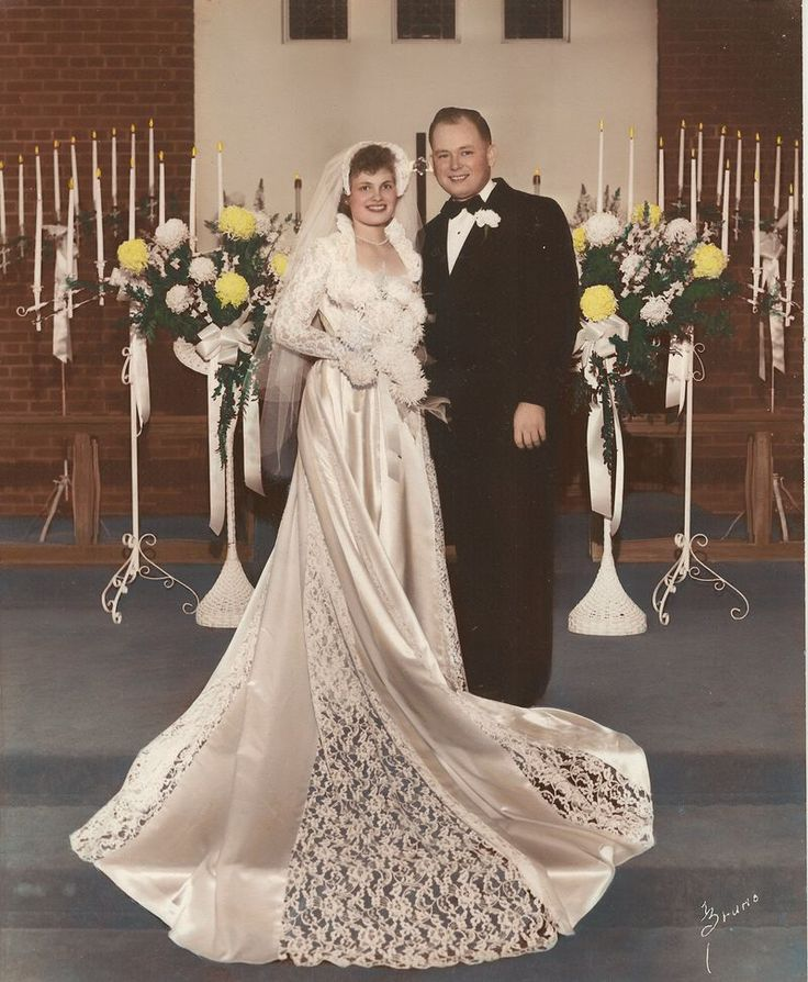 Vintage Wedding Dresses Raleigh Nc: 222 Best 1950's Wedding Gowns Images On Pinterest
