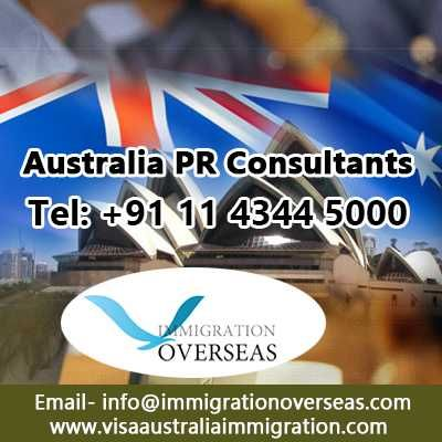Australia has complex immigration laws that make the procedure of migration tough for the aspirants to accomplish. But with Australia Immigration Consultants the entire process is highly simplified and eased out. Visa Australia Immigration brings you the chance to fulfill your dream of settling overseas, with its team of experienced professionals. The firm is an enterprise of Immigration Overseas with visa consultants who guide and represent the clients throughout the visa application ...