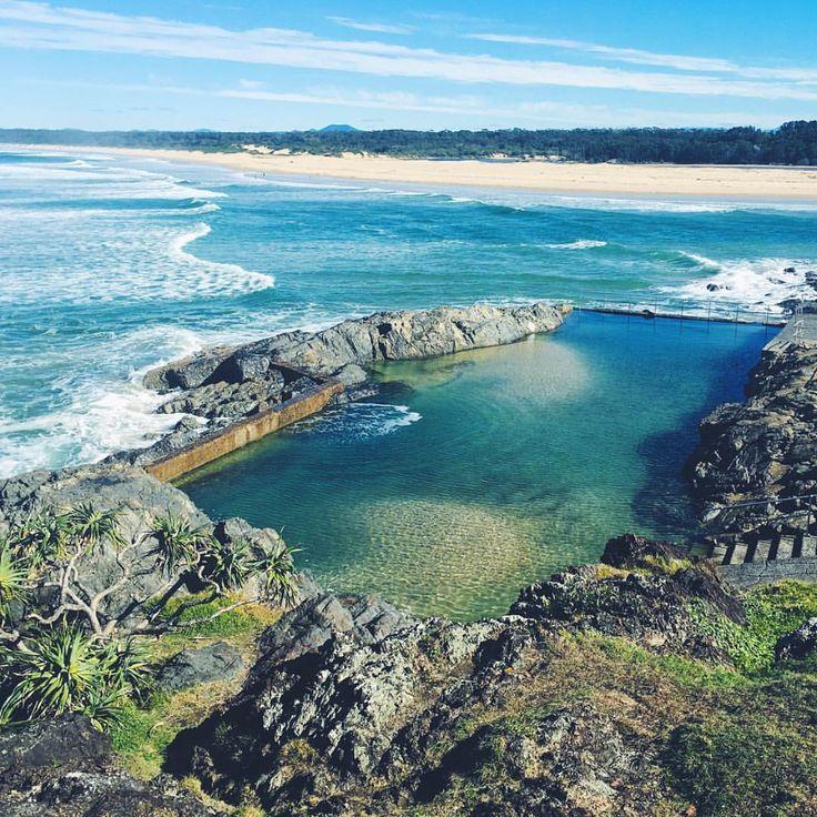 Sawtell Rockpool, NSW