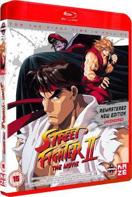 Street Fighter II: The Animated Movie (1994) 1080p BD25 - IntercambiosVirtuales