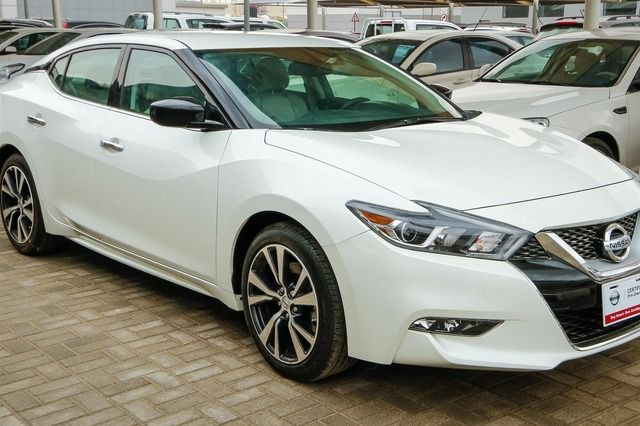 Used Nissan Maxima 2016 Car for Sale in Sharjah