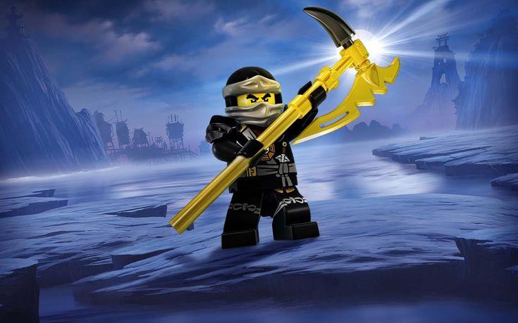 Cole - Personnages - Ninjago LEGO.com