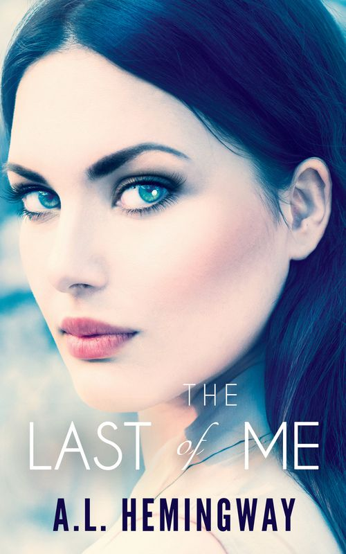 The last of me ebook cover design